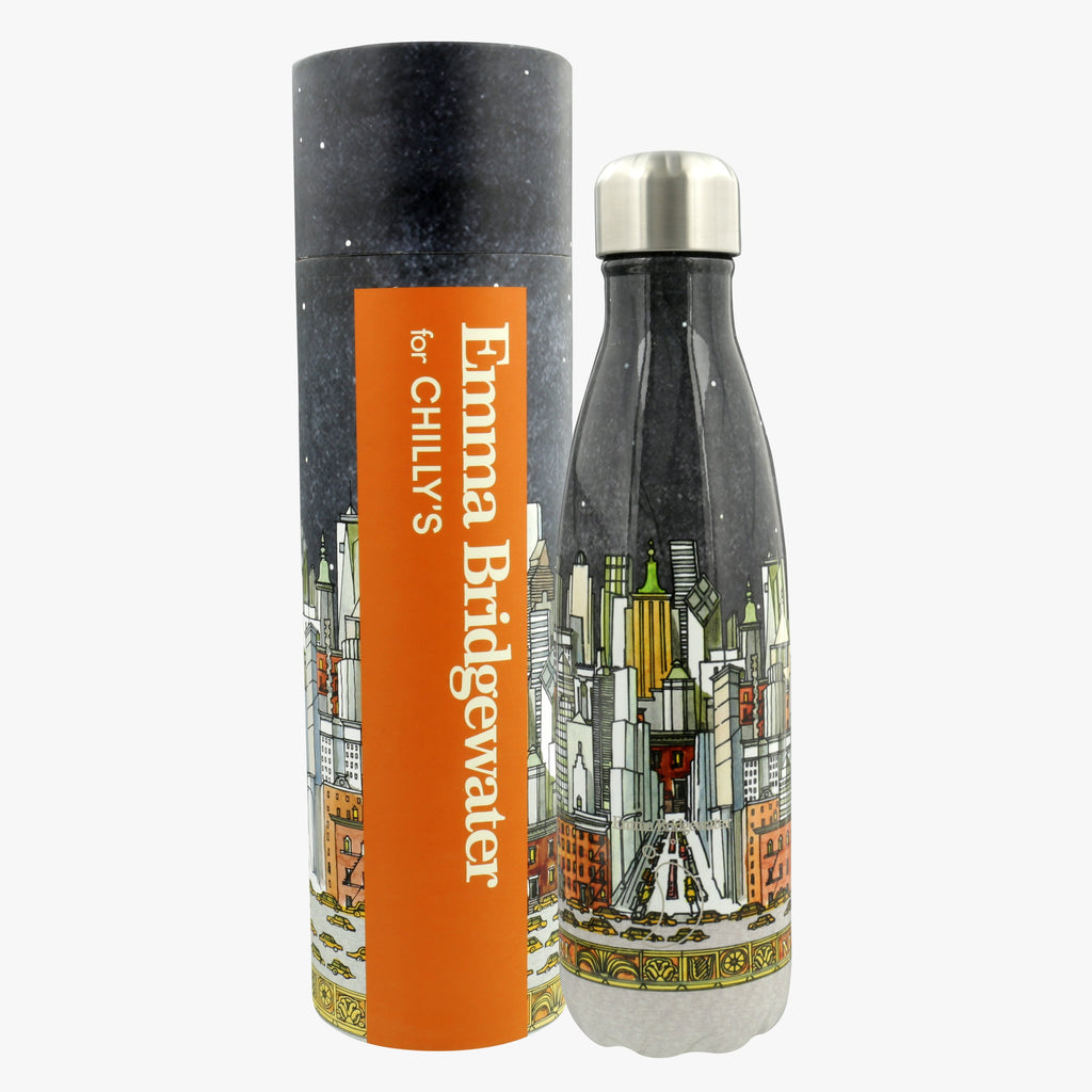 Cities of Dreams New York Insulated Bottle