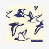 Oyster Catchers In Flight Lunch Napkins