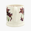 Seconds Flowers Orchid 1/2 Pint Mug