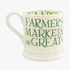 Seconds Organic & Green Kitchen Garden 1/2 Pint Mug