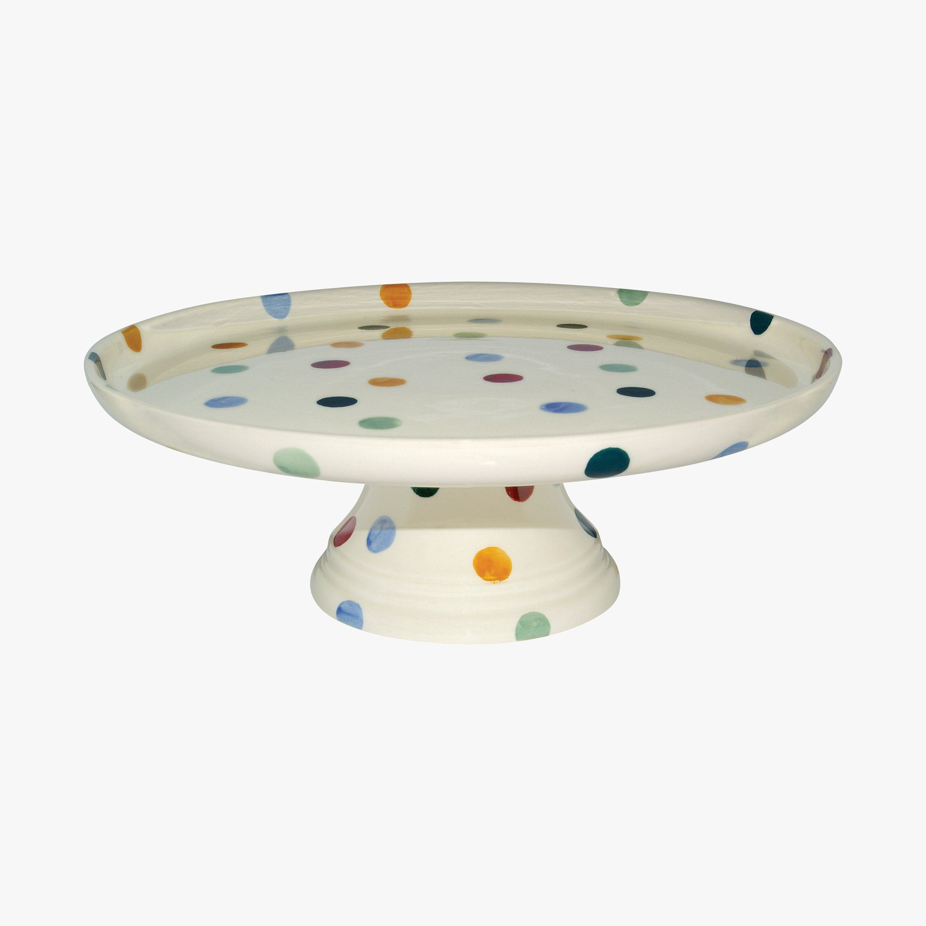 Photo of Seconds polka dot cake stand
