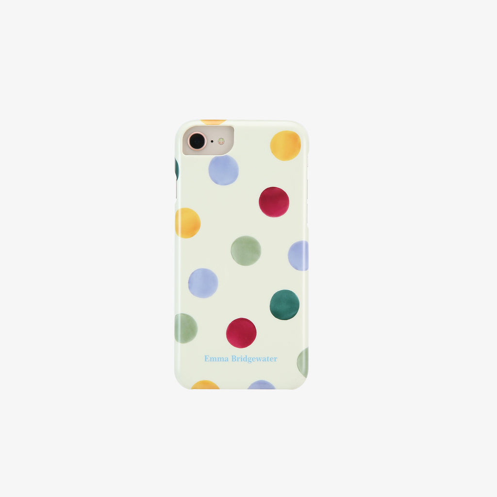 Polka Dot Phone Case for iPhone 6 / 6S / 7 / 8