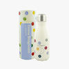 Polka Dot Small Insulated Bottle