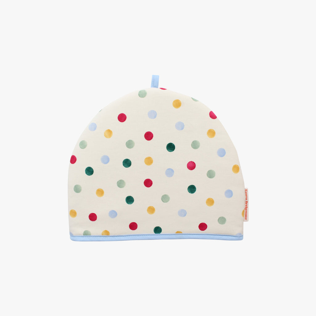 Polka Dot Tea Cosy