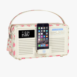 Rose & Bee Retro Radio MKII DAB & Bluetooth