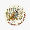 Game Birds Red Legged Partridge 8 1/2 Inch Plate