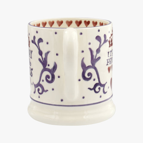 Seconds Royal Baby 1/2 Pint Mug