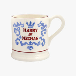 Royal Wedding Harry and Meghan 1/2 Pint Mug