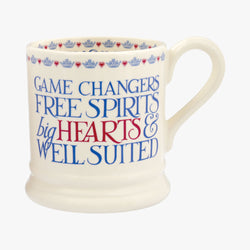 Seconds Royal Wedding Litho 1/2 Pint Mug