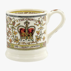The Crown 1/2 Pint Mug