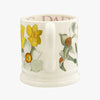 Seconds Flowers Daffodils 1/2 Pint Mug