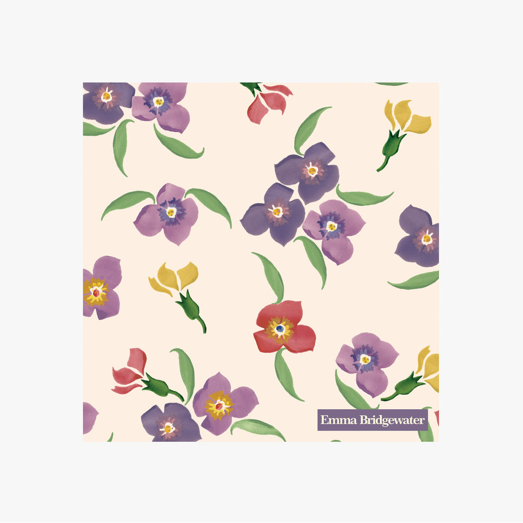 Wallflower Lunch Napkins
