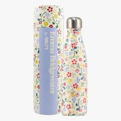 Spring Floral Insulated Bottle