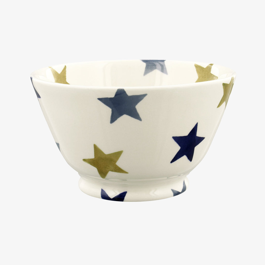 Seconds Stormy Stars Small Old Bowl
