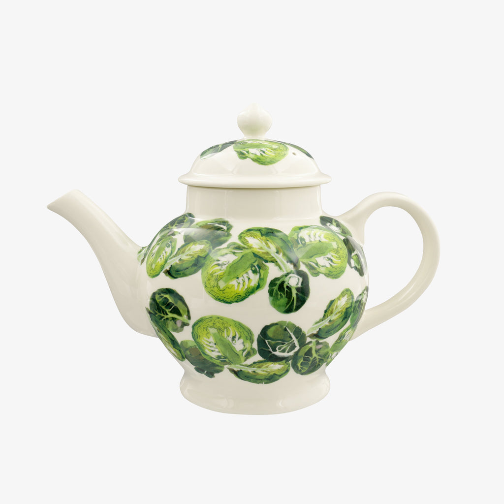 Seconds Sprouts 4 Mug Teapot