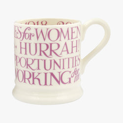 Suffragette Votes for Women 1/2 Pint Mug