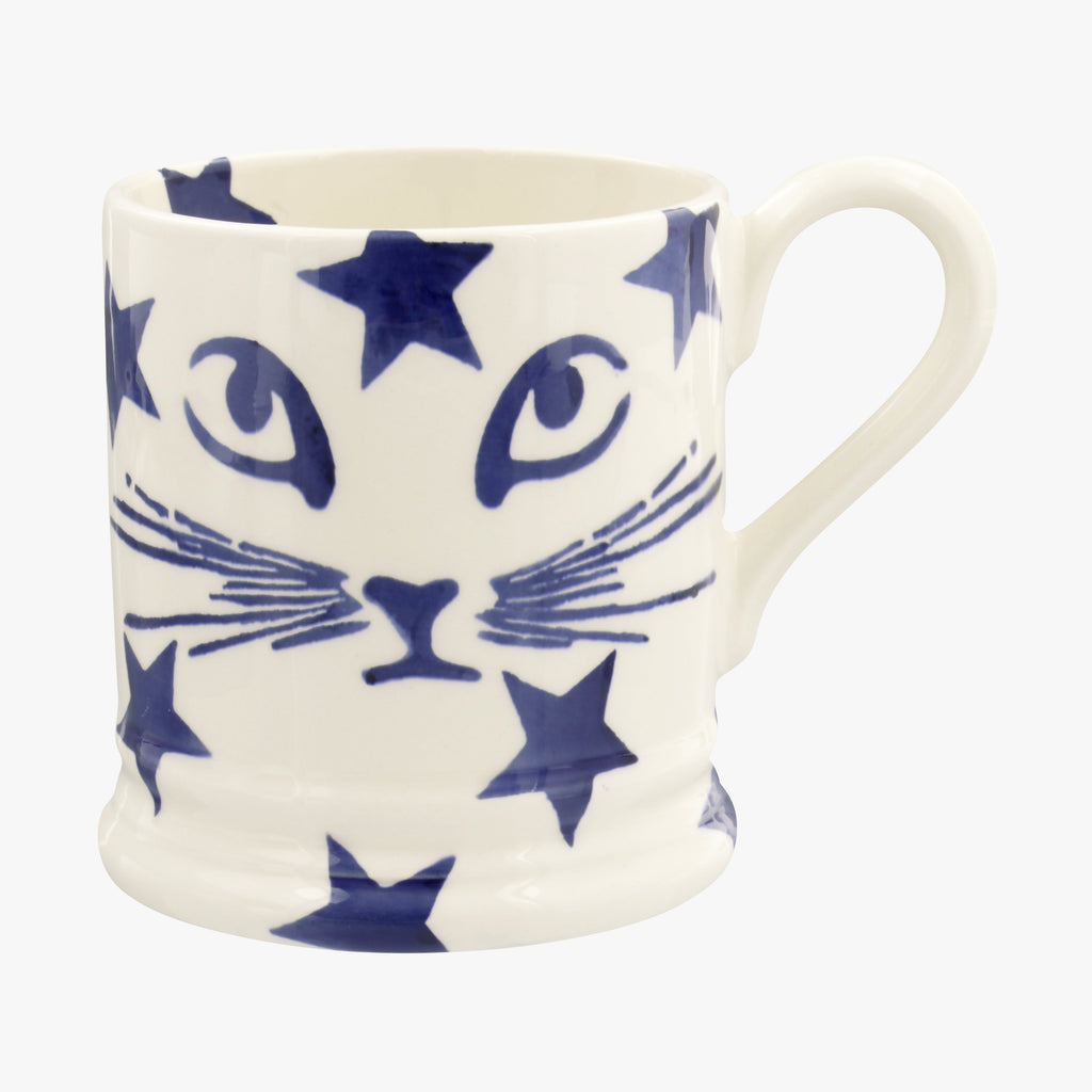 Seconds The Pussycat 1/2 Pint Mug