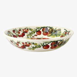 Seconds Vegetable Garden Medium Tomato Pasta Bowl