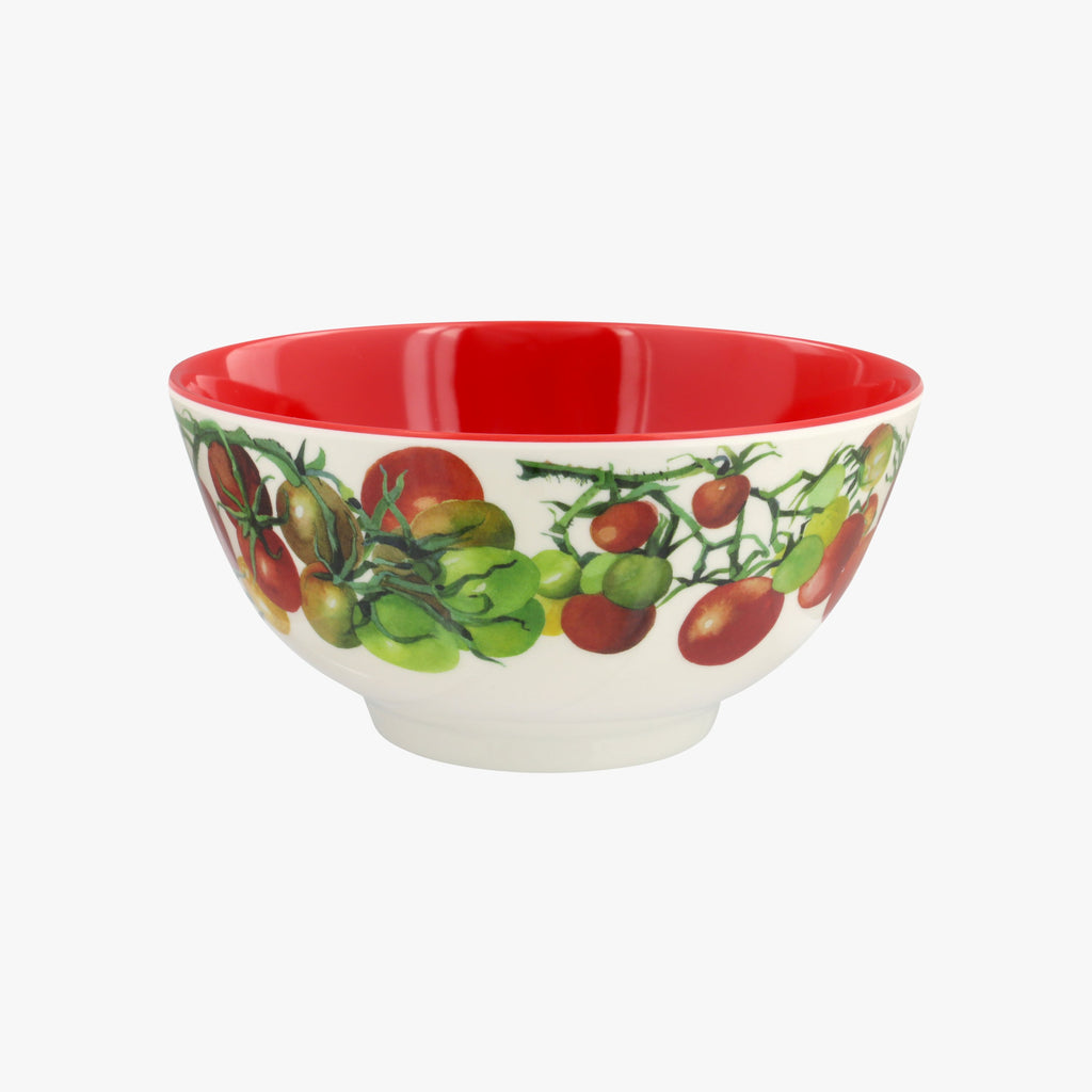 Vegetable Garden Melamine Bowl