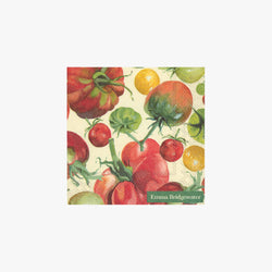 Vegetable Garden Cocktail Napkins
