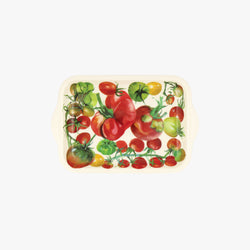 Vegetable Garden Small Melamine Tray