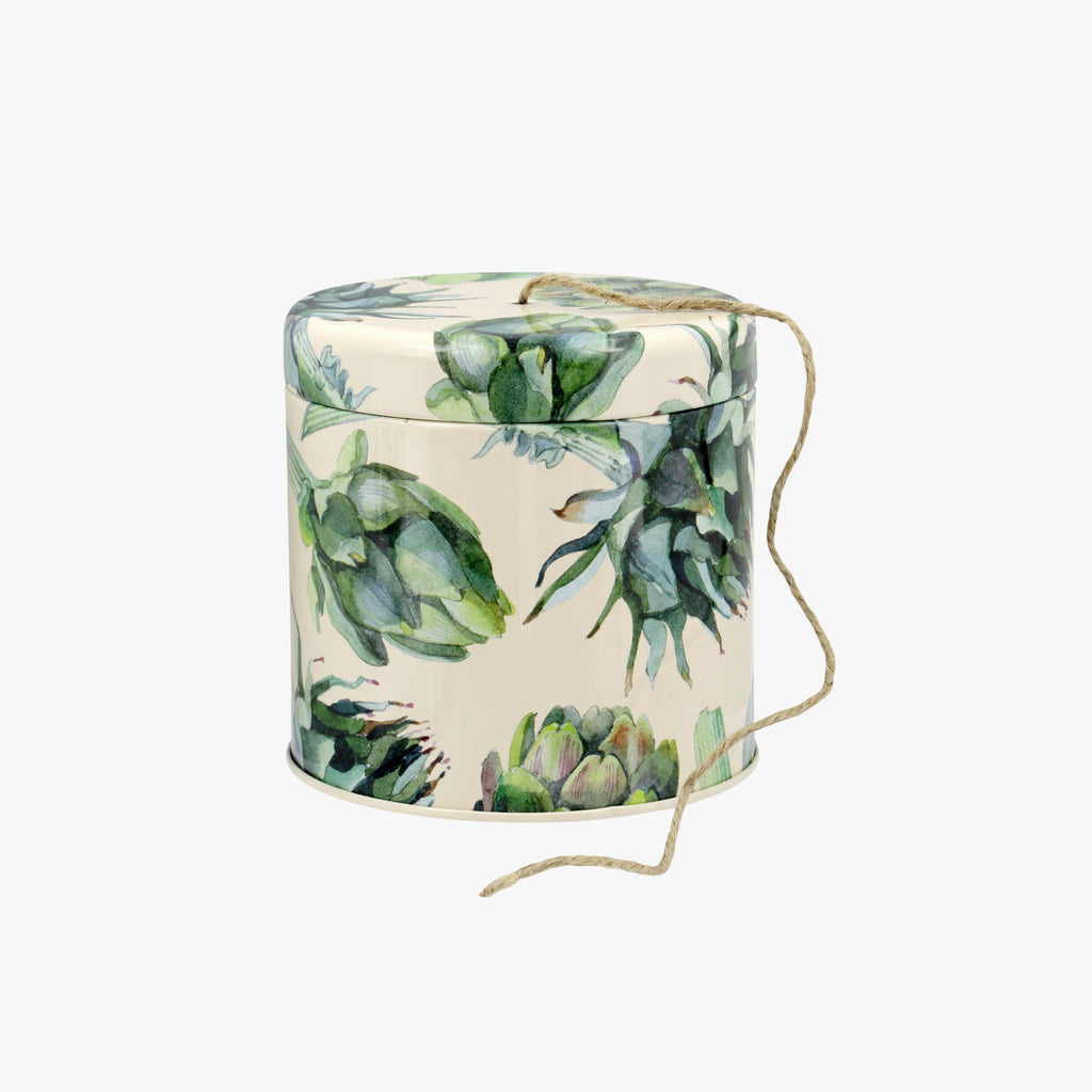 Vegetable Garden String Tin