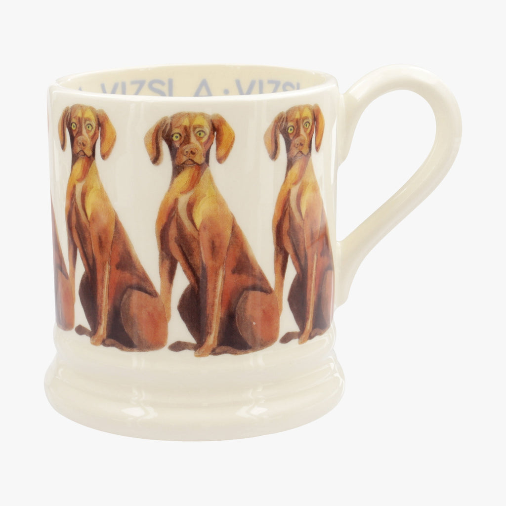 Seconds Vizsla 1/2 Pint Mug