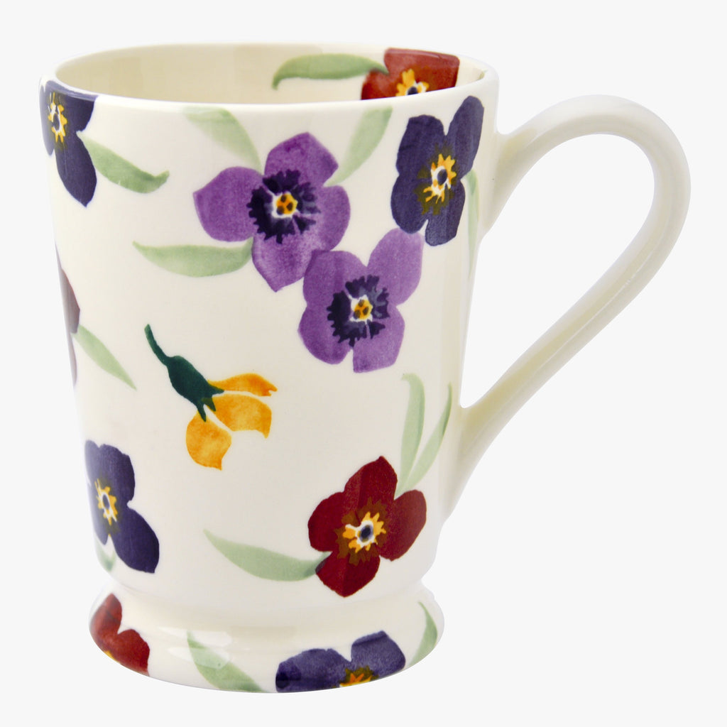 Seconds Wallflower Cocoa Mug