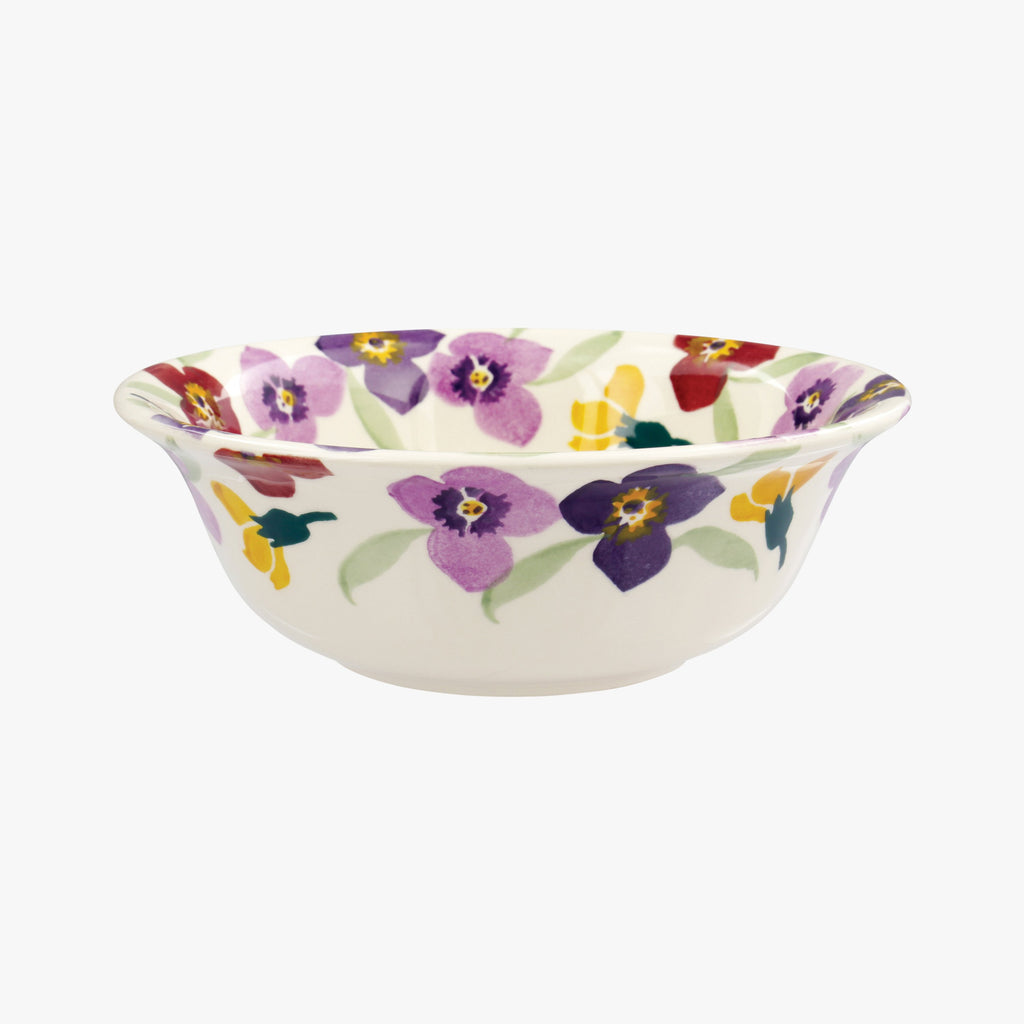 Seconds Wallflower Cereal Bowl