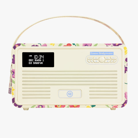 Wallflower Retro Radio MKII DAB & Bluetooth