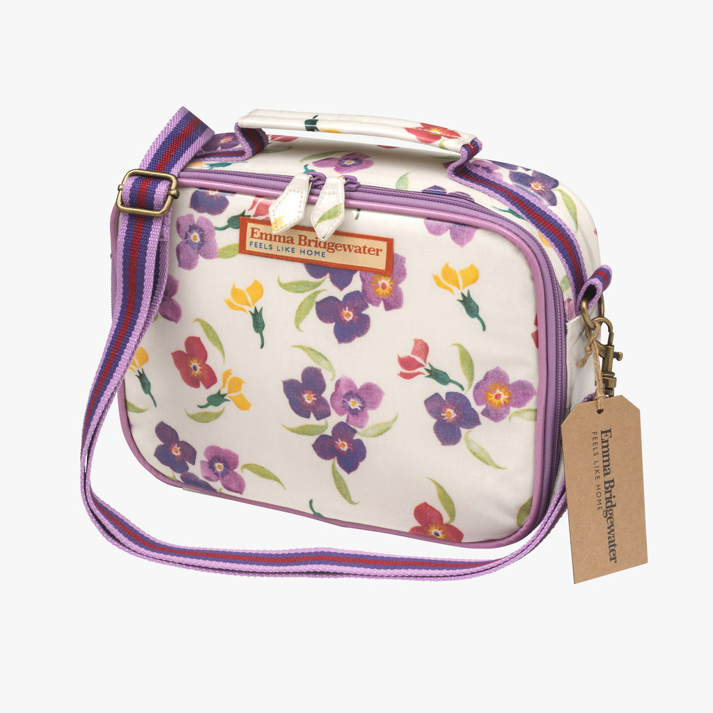 Wallflower PVC Lunch Bag