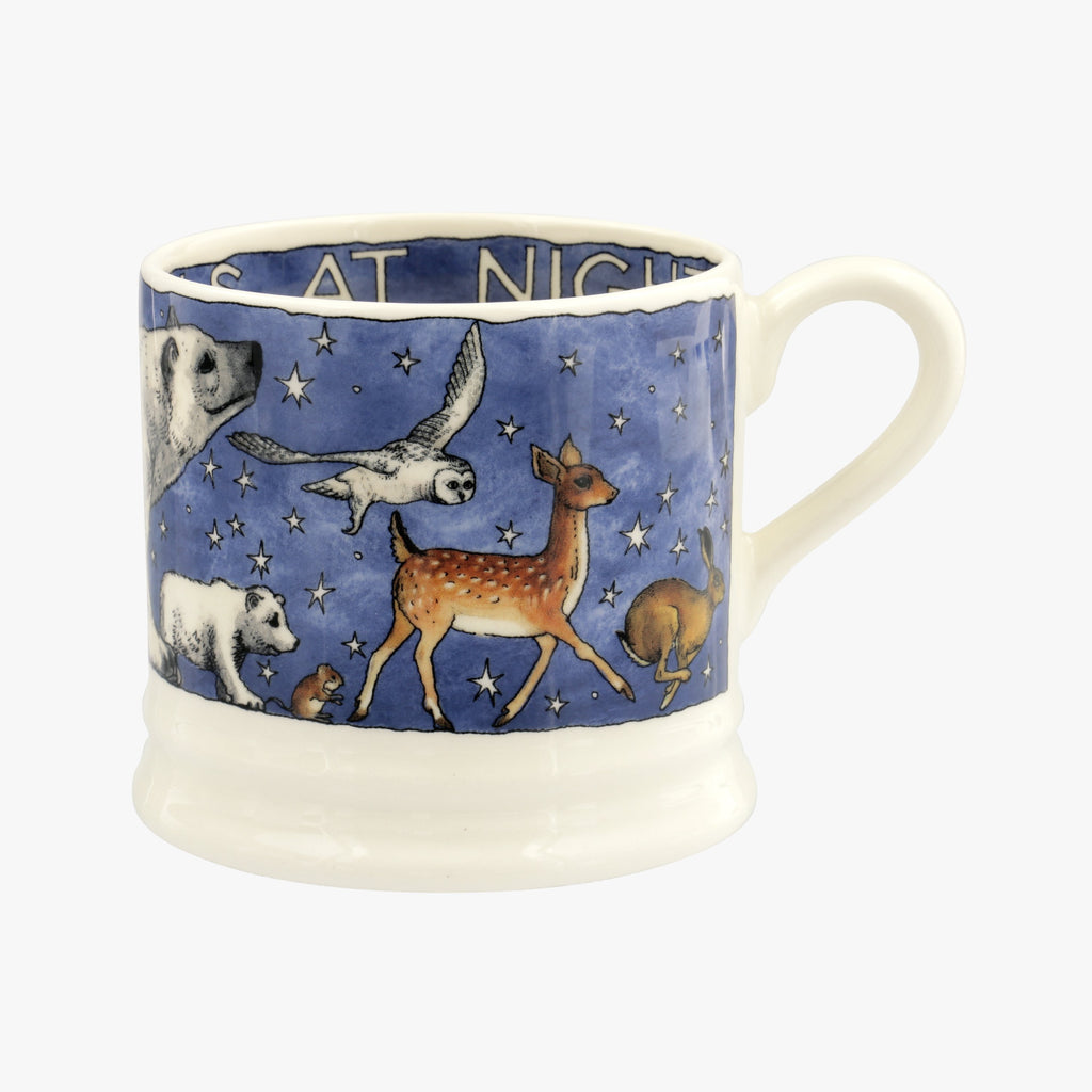Winter Animals Small Mug