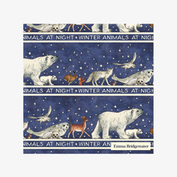 Winter Animals Lunch Napkins