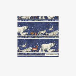Winter Animals Cocktail Napkins