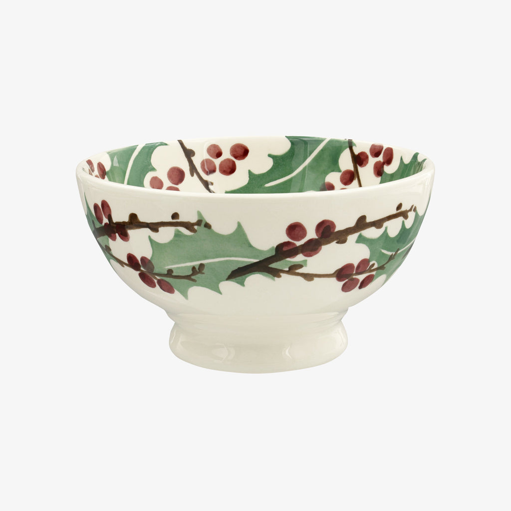 Winterberry French Bowl