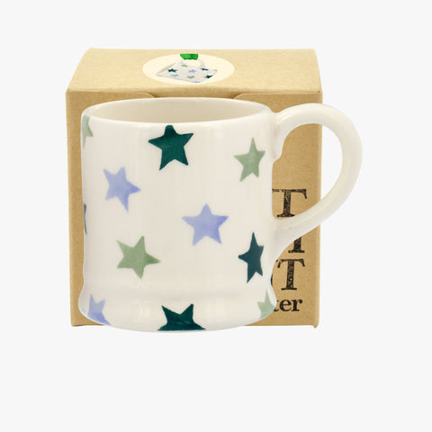 Winter Star Tiny Mug Decoration boxed