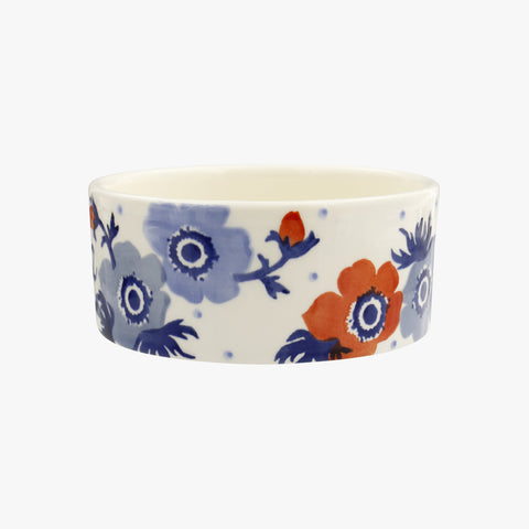 Personalised Anemone Small Pet Bowl