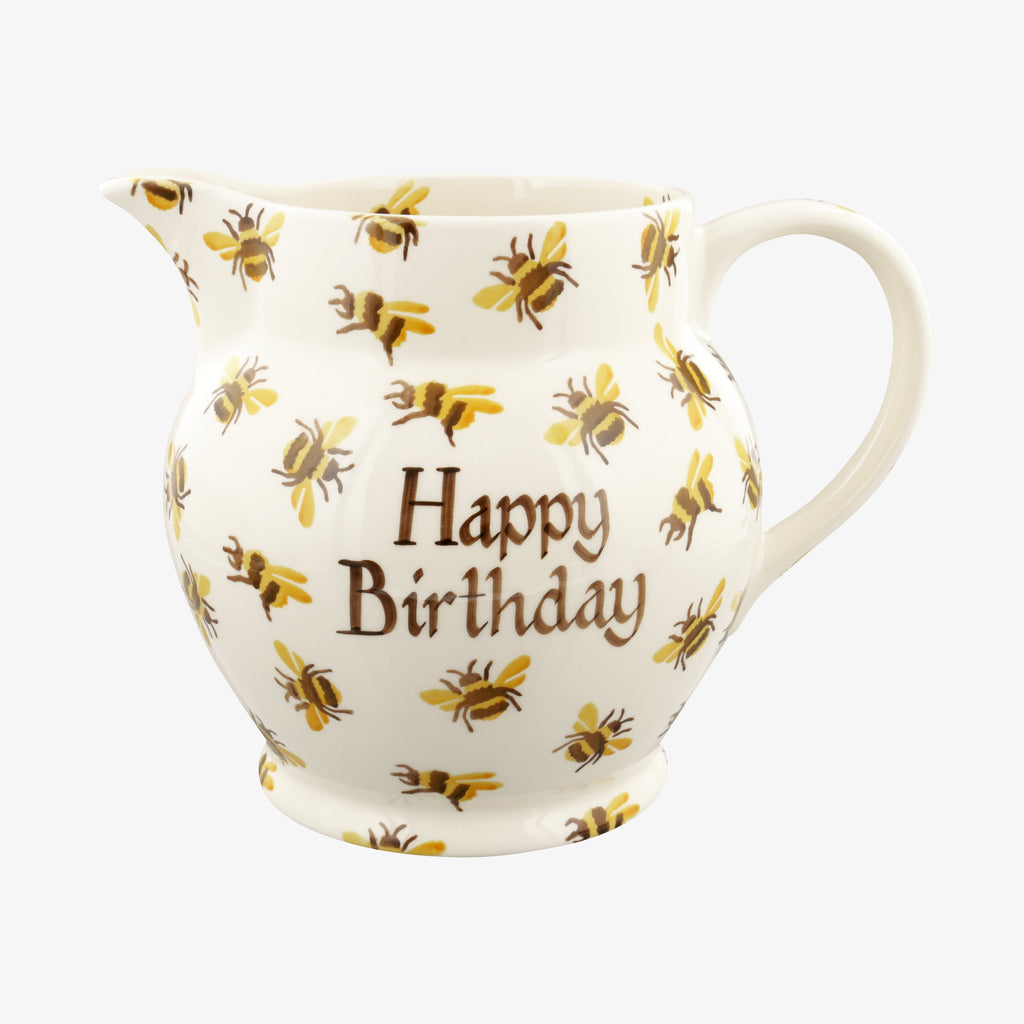 Personalised Bumblebee 3 Pint Jug
