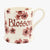 Personalised Cherry Blossom 1/2 Pint Mug