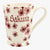 Personalised Cherry Blossom Cocoa Mug