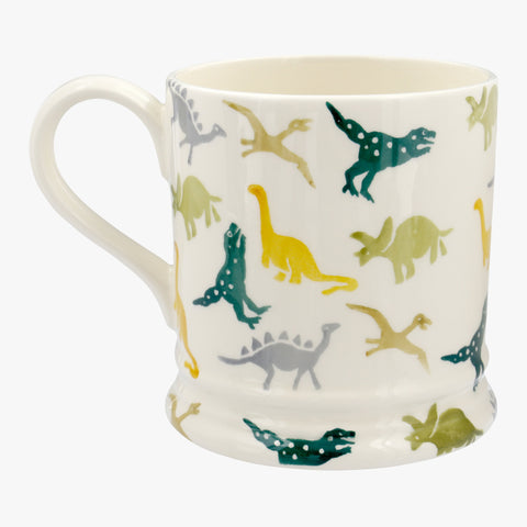 Personalised Dinosaur 1 Pint Mug