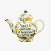 Personalised Pear Tree 4 Mug Teapot