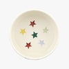 Personalised Polka Star Large Pet Bowl