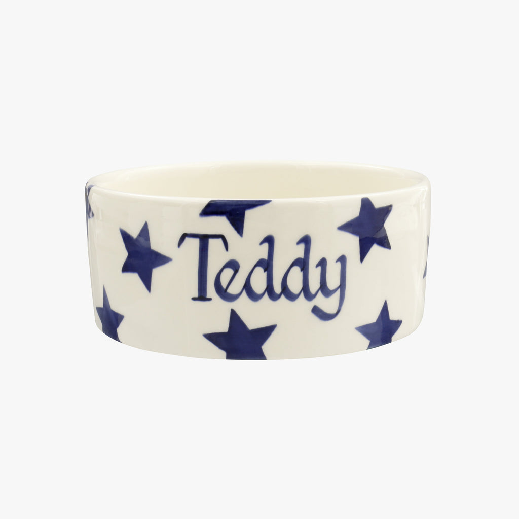 Personalised Pussycat Small Pet Bowl