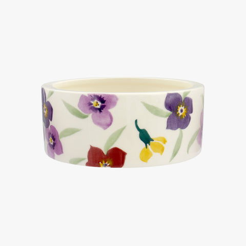 Personalised Wallflower Small Pet Bowl