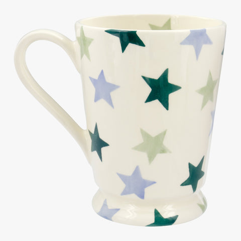 Personalised Winter Star Cocoa Mug