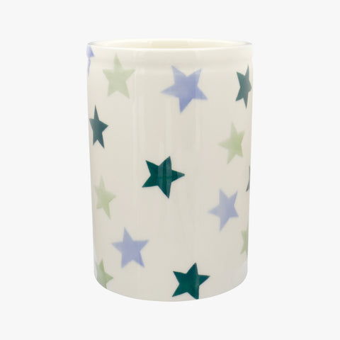 Personalised Winter Star Medium Vase