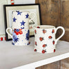 Seconds Insects Ladybird 1/2 Pint Mug