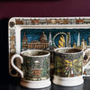 London at Christmas 1/2 Pint Mug Boxed
