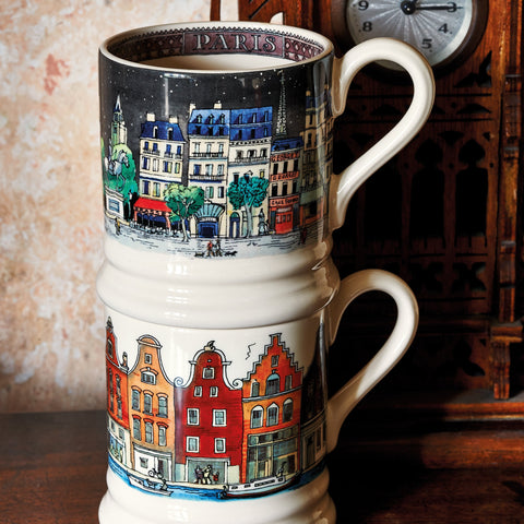 Seconds Paris 1/2 Pint Mug